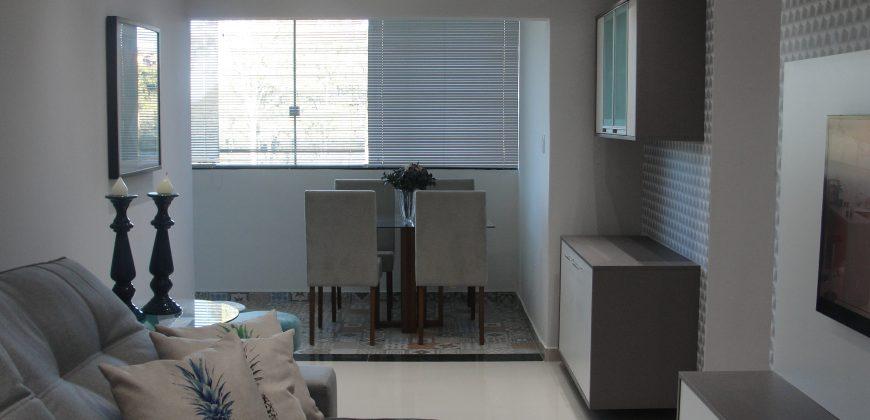 COD: 022 – Apartamento  03 quartos mobiliado no Jardim Imperial I