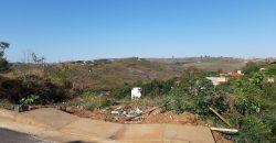 COD: 003- Lote no Bairro Vila Arraiolo- Diamantina