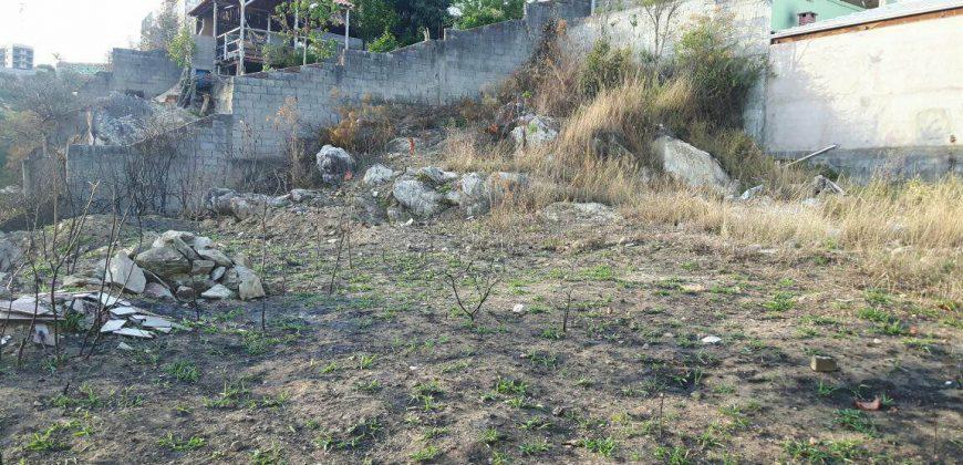 COD: 025- Lote no Condomínio São Judas- Purquéria