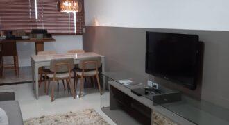 COD: 043 – Apartamento c/ móveis planejados e decorado à Venda no Jardim Imperial I