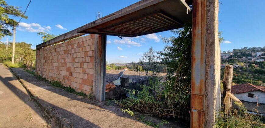 COD: 012- Lote Murado  à Venda no Bairro São Pedro 360 m²
