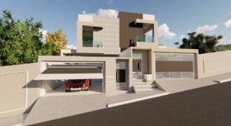COD: 053- 02 Casas Geminadas Duplex à Venda no Jardim Imperial III- Linda Vista- Diamantina